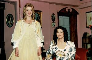 Lindsay Jacques - Henrietta Moulton-Barrett and Elizabeth Moulton-Barrett - Jackie Finlay