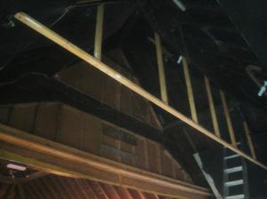 Empty roof