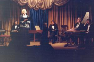 Song of Wales set, 2