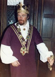 King Arthur (Michael Davies)