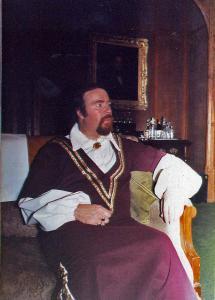 Mike Davies (King Arthur)