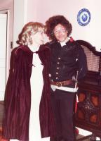 Judy Morgan and Peter Buckman