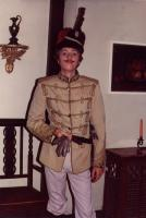 Neil Canning  (Major Sergius Saranoff)