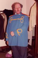 Michael Davies as Major Petkoff
