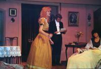 Lindsay, Adam Hurst (Octavius Moulton-Barrett), and Jackie
