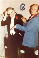 Bill Trumper and David Hoad