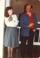 Gayna Lee and David Hoad