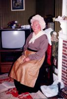 Betty Muxworthy, the family help