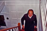 Bruce Cunningham (Reuben Huckaback, a kinsman to John Ridd)