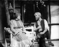 Eileen and Bob Nurden (Like the gardener)