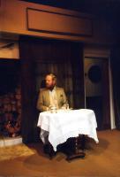 The horribly spoiled Duke of Bristol demanding his dinner!