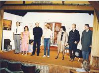Norman Roast, Denise Glazer, David Hoard, Peter Burley, Jackie Finlay, Jim Harper, Alan Copelin