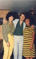 Jackie Finlay, Peter Burley, Denise Glazer